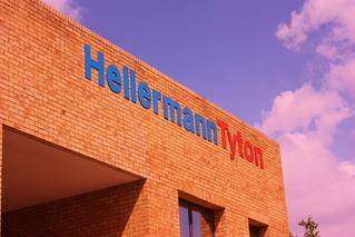 hellerman tyton outside signage