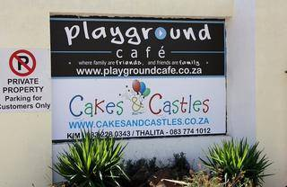 playground cafe completed installed