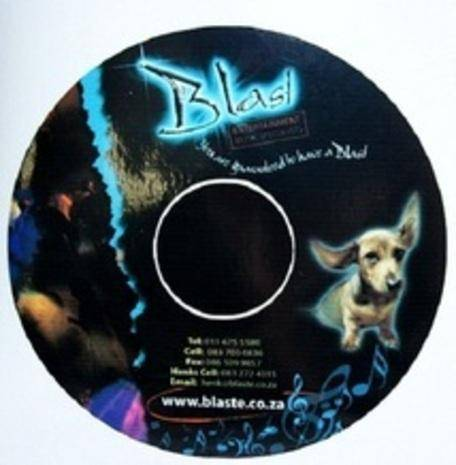 blast cd covers